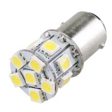 Лампа светодиод. 1-но контакт. стоп 18 светодиодов белая