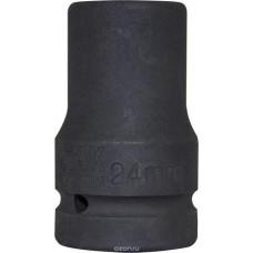 """Головка для гайковёрта стальная 1'' (25 мм) ×24 """"БелАК"""""""