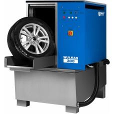 Установка для мытья колес WULKAN 300