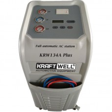 Станция автоматическая для заправки автомобильных кондиционеров с принтером