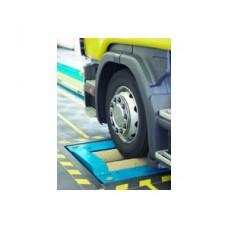 Роликовый тормозной стенд cиловой с аналоговой индикацией для автомобилей до 13,0 т.