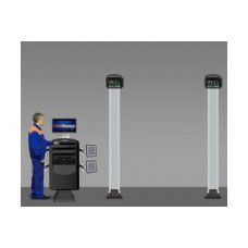 Стенд регулировки углов установки колес (сход-развал)