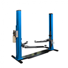 Подъемник двухстоечный г/п 4000 кг., электрогидравлический с основанием