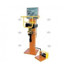 Пресс для демонтажа/монтажа пружин многорычажных подвесок