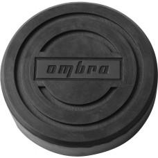 Опора резиновая обхватывающая для подкатных домкратов, Ø-120 мм, Н-28 мм