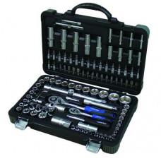 Набор инструментов 108пр. 1/4 и 1/2 SL Forsage