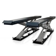 Подъемник ножничный г/п 5500 кг., платформы для сход-развала