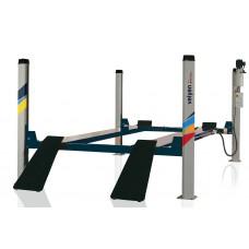 Подъемник четырехстоечный г/п 5000 кг. платформы для сход-развала