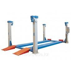 Подъемник четырехстоечный г/п 12000 кг. платформы гладкие