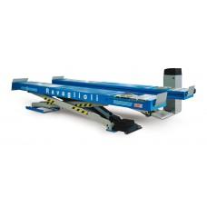 Подъемник ножничный г/п 3500 кг. заглубляемый, платформы гладкие с подъем. второго уровня