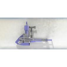 Отбортовыватель гидравлический для трехэлементных дисков БГ11